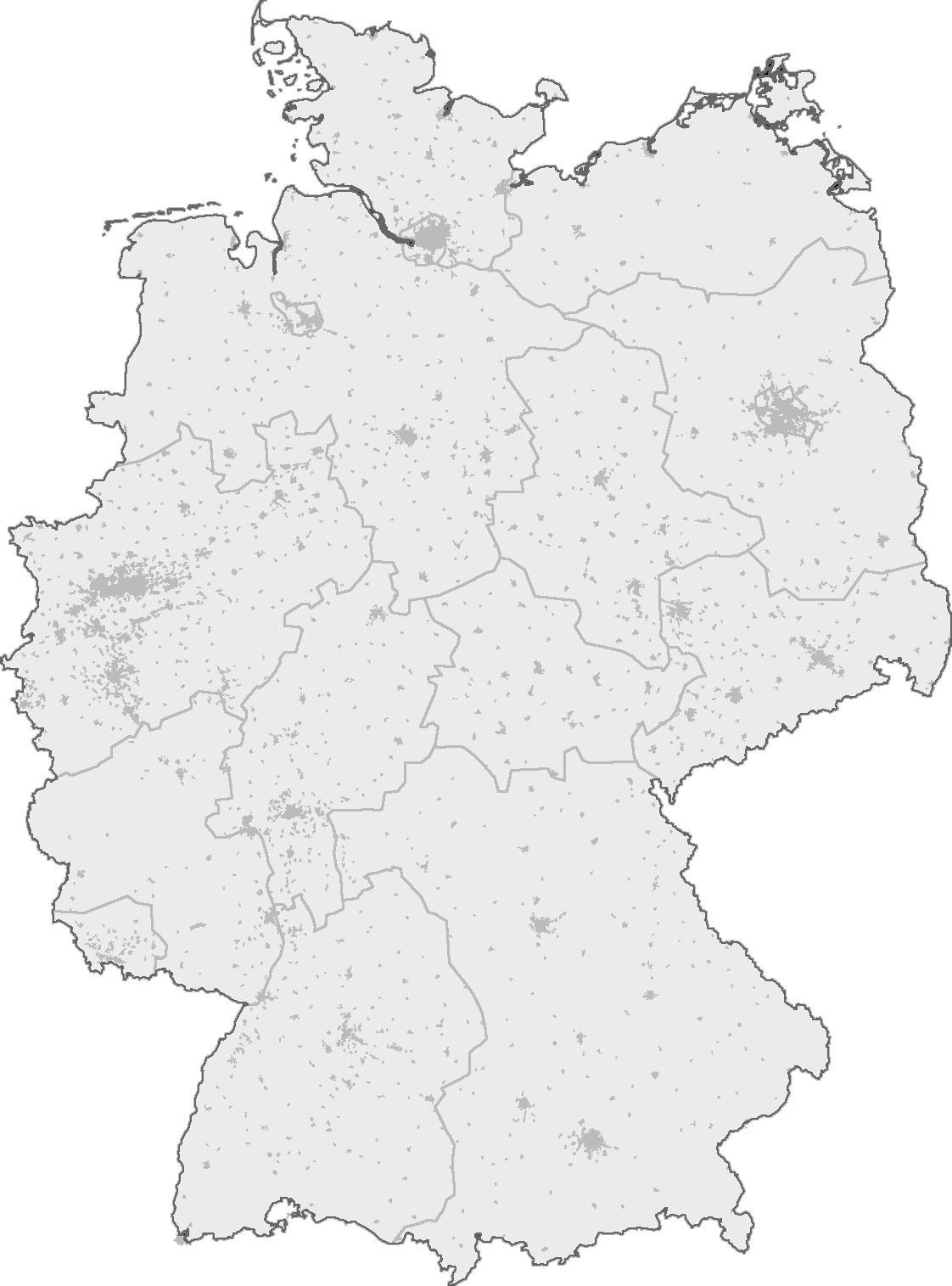 deutschland karte groß Datei:Karte Deutschland gross. – Scout o wiki