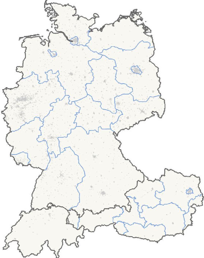 Datei:Karte-DE-CH-AT ref.jpg – Scout-o-wiki - Deutschland Und Schweiz Karte